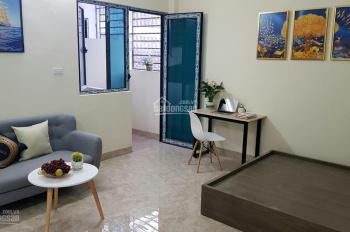 Chính chủ cho thuê chung cư mini khu Thành Phố Giao Lưu giá 3tr3 full đồ
