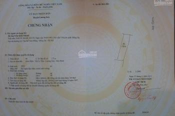 Bán mảnh đất 9150m2 địa thế đẹp tại xóm Rậm, Cư Yên, Lương Sơn, Hòa Bình bán giá rẻ