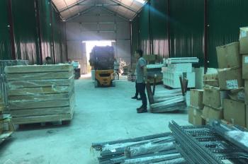 Cần cho thuê 250m2 kho tại Tổ 4 Ngõ Độc Lập phường Cự khối quận Long Biên.