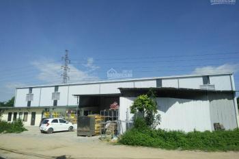 Công ty chúng tôi có các loại kho xưởng cho thuê Tổ 45, Đường Đản Dị, TT Đông Anh. LH 0913510081