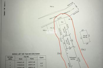 Chính chủ bán đất tặng nhà mặt tiền đường 32, xe tải vào được, 167m2, thuận tiện kinh doanh