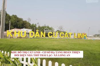 Chính chủ kẹt tiền cần bán đất dự án Cát Linh Long Thành liên hệ: 0919.426.639