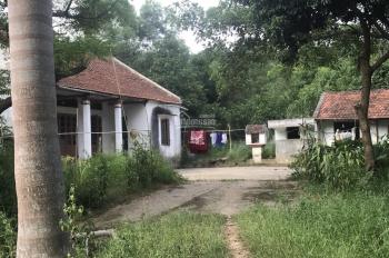 Chính chủ cần bán lô đất ở Hòa Sơn - Lương Sơn - Hòa Bình, với DT là: 2.500m2 400m2 ONT