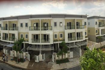 Cần bán căn nhà phố Mega Village, full NT, giá TT 5 tỷ 650/căn, LH: 0909121556