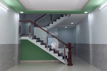 Cho thuê nhà nguyên căn HXH Tân Hương 3,7 x 12m, đúc 1 lầu, giá 8 triệu