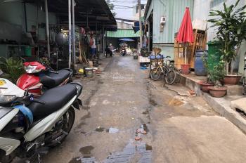 Bán gấp nhà cấp 4 DT: 56.5m2, Đường số 8, P. Linh Xuân, Q. Thủ Đức LH: 0909295365