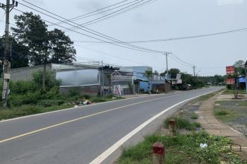 Bán đất ngay trường THCS Trừ Văn Thố 317m2/750tr SHR mặt tiền đường 8m, dân cư ầm suất, gần chợ,KCN