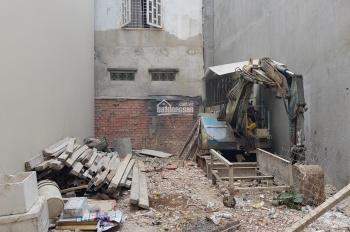 Bán đất hẻm xe hơi gần MT đường 60/10 Lâm Văn Bền, P Tân Kiểng, Quận 7. DT: 5x16m H.Tây, giá 5.6 tỷ