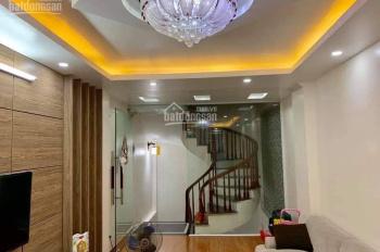 Chỉ 4,4 tỷ sở hữu nhà cực đẹp 60m2, 4 tầng tại Mai Động, gần Times City
