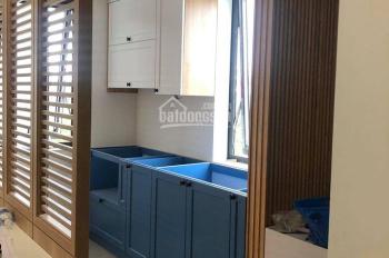 Cho thuê căn hộ studio full nội thất đẹp long lanh ở Bồ Đề - Long Biên, 38m2, giá 8 triệu/ tháng