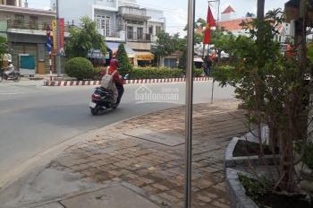 Bán đất QL50, mặt tiền Trần Hưng Đạo, 1 bên chợ Cần Đước, SHR, LH: 0904735362