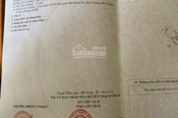 Bán nhà cấp 4 mới tinh giá chỉ vài trăm triệu tại thôn Cánh Chủ, Xã Bình Yên