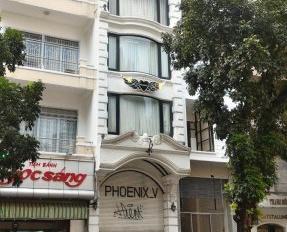 Bán nhà mặt tiền đường Ngô Thị Thu Minh, Quận Tân Bình. DT: (4x16) m trệt 3 lầu mới