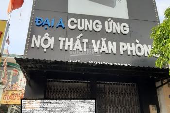 Góc 2MT kinh doanh Bà Hom gần chợ Phú Lâm 4x17m 2 lầu
