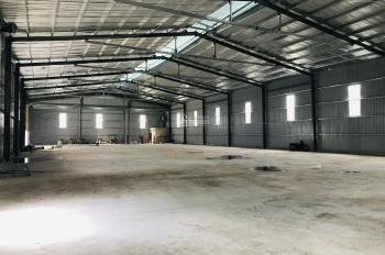 Cho thuê kho xưởng 2000m2 ngã tư An Sương, quận 12