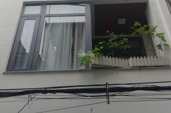 Cho thuê nhà hẻm 268/2A Nguyễn Thái Bình Quận Tân Bình