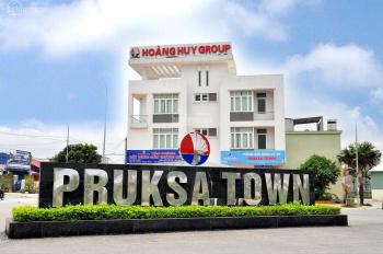Có các căn bán và cho thuê bên khu nhà ở thu nhập thấp Hoàng Huy Pruksa Town (An Đồng)