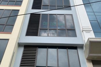 Cho thuê nhà nguyên căn phố Đặng Thùy Trâm, DT 60m2 * 6 tầng, MT 5,5m, giá 30tr/th. LH 0919928661