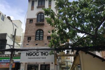 Cho thuê nhà 150/25A đường Nguyễn Trãi Thông ra Lê Thị Riêng Quận 1 DT: 250m2. LH: 0909492386