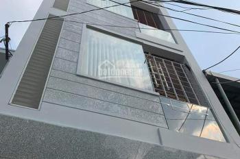 Nhà mặt tiền Cô Giang tương lai, 40m2 (4.2x9.5m), 4 tầng BTCT, đang có HĐ cho thuê 25tr/tháng