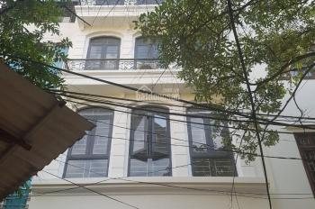 Bán nhà PL phố Hoàng Quốc Việt, DT 105m2, MT 5.8m. Đường ô tô tránh, giá 12.6 tỷ