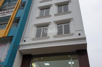 Cho thuê nhà MP Mễ Trì Thượng - Nam Từ Liêm - HN. DT 58m2, 7 tầng. Thông sàn, có thang máy