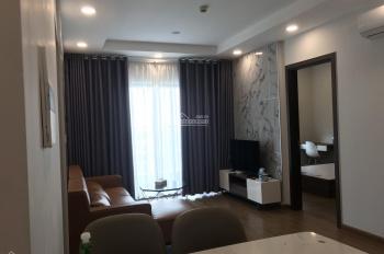 Gia đình tôi cần cho thuê căn 2 ngủ tòa A The Zen Gamuda, full đồ(chỉ thiết bát đũa), giá thuê 14tr