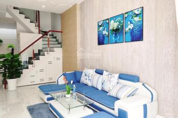 Bán nhà đường Giải Phóng, P4, Tân Bình, DT: 4.5x14m, trệt 2 lầu, nhà mới HXH 6m, chỉ 9.7 tỷ
