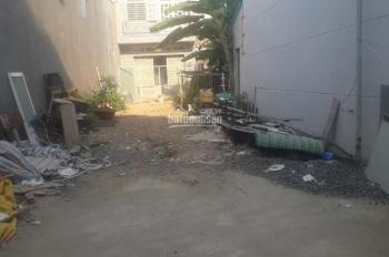 Bán đất 197m2 tặng nhà mới xây 1 trệt 1 lầu 5 x 10m đường số 36, Hiệp Bình Chánh