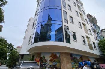 Cho thuê căn góc phố Ba La, P. Phú Lãm, Hà Đông. DT 90m2 * 6 tầng, 1 tum, MT 14m, giá 43 tr/th