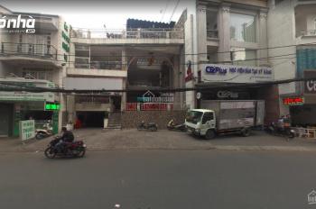 Có nhà mặt tiền đường Nguyễn Thái Bình, phường 12, Tân Bình. 12x17m, hầm trệt 1 lầu suốt, Có Nhà