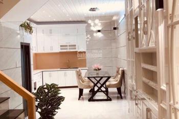 Bán nhà MT Nguyễn Cảnh Chân Q1, DT 5x16m, 3 lầu, HĐ thuê 70tr, giá 23.5 tỷ