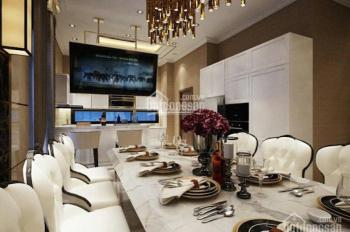 Cho thuê nhà mặt tiền Nguyễn Cư Trinh Q1, DT 5x16m, 3 lầu, giá 55 triệu