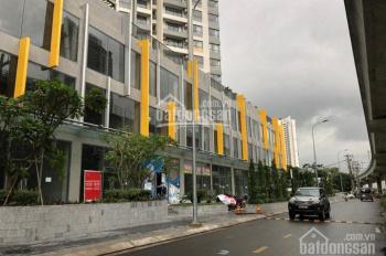 Cho thuê căn Shophouse Masteri An Phú 170m2, nhà thô với 3 tầng