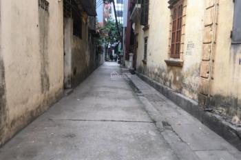 Bán đất trong ngõ Cửu Việt, Trâu Quỳ đường thông ô tô đi qua