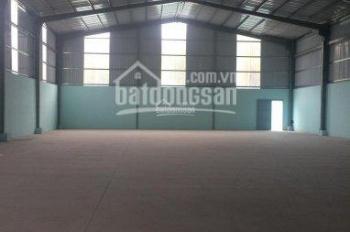 Cho thuê kho xưởng giá rẻ ở Bình Tân 500m2, 3 pha, contain, thoáng mát, thuận tiện mọi ngành nghề