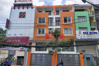 Cho thuê nhà đường Phổ Quang, khu sân bay, diện tích 10x20m, hầm trệt 3 lầu, LH Vạn Phúc 0906693900