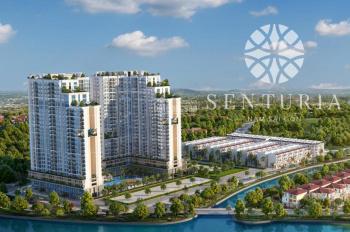 Bán suất nội bộ nhà phố liền kề dự án Senturia Nam Sài Gòn, chỉ 2,5 tỷ nhận nhà, TT linh hoạt