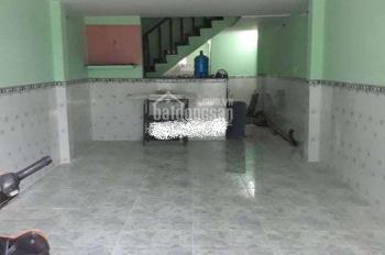 Nhà nguyên căn 4 x 15m, 1 lầu 3 phòng 2 toilet, 90/23 Lê Cơ, An Lạc - xe hơi vô tận trong nhà