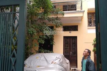 Bán nhà Phố Lương Định hai mặt thoáng