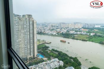 Opal Saigon Pearl cho thuê 3PN 135m2, nội thất cơ bản view sông + thành phố, 23 tr/th 0906719788