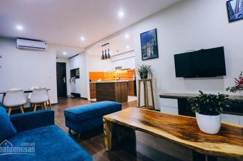 Cho thuê căn hộ full đồ, 3PN đẹp, cao cấp nhất chung cư Homeland, Thượng Thanh, Long Biên, DT: 92m2