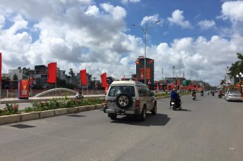 Bán đất chính chủ tại mặt đường World Bank, gần ngã 3 Trực Cát
