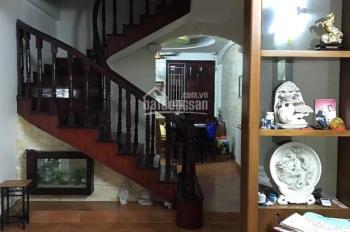 Bán nhà 1 MP Trần Hữu Tước, 1 mặt ngõ 53m2 x 5 tầng KD tốt, giá 13,5 tỷ. LH 0912442669