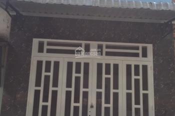 Sang gấp nhà cấp 4 chính chủ 75m2 đường Đỗ Văn Dậy, Hóc Môn, giá 890 triệu có sổ hồng riêng, TL