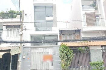 Cho thuê nhà 4 lầu 9PN mặt tiền đường Cao Lỗ, P4, Q8