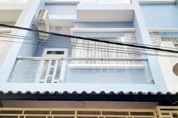 Bán nhà đẹp 2 lầu hẻm xe hơi Bùi Minh Trực, phường 6, quận 8, DT: 4x13m - 6 tỷ (T/L)