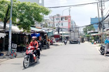 Bán nhà mặt tiền đường chính Bông Sao, phường 5, quận 8, diện tích: 3.5 x 13m