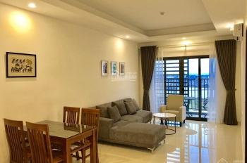 Tôi cần bán căn 2 ngủ DT 78.79m2 tầng trung tòa The Two Gamuda, giá 2,19 tỷ bao gồm cả nội thất