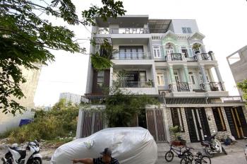 Biệt thự phố mini siêu đẹp 3 lầu mặt tiền đường 8m ô tô vào tận nhà